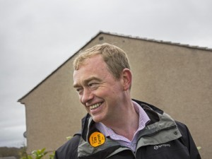 New Lib Dem leader, Tim Farron
